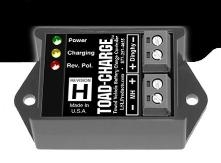 Toad charge dinghy vehicle battery chargermaintainer swarovskicordoba Choice Image