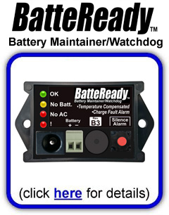 BatteReady Battery Maintainer/Watchdog